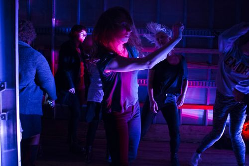 Elevate danceparty