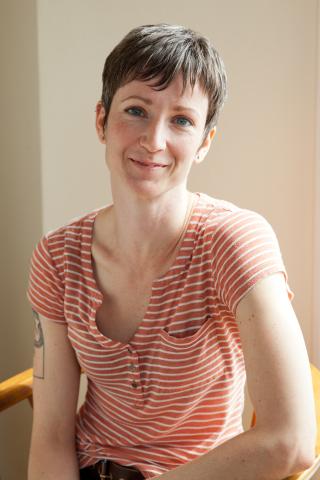 Courtney author photo