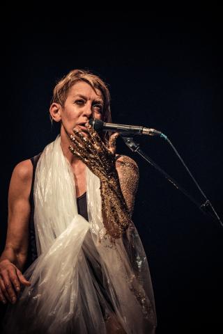 Kathleen Hermesdorf by Robbie Sweeny