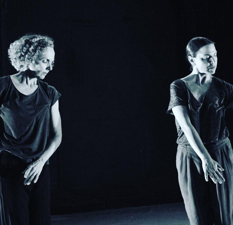 Megan Williams and Rebecca Stenn