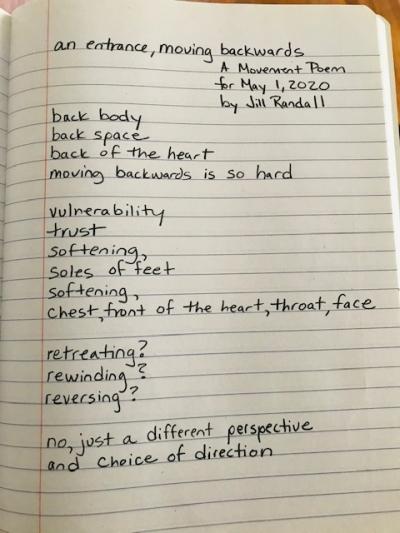 Poem today