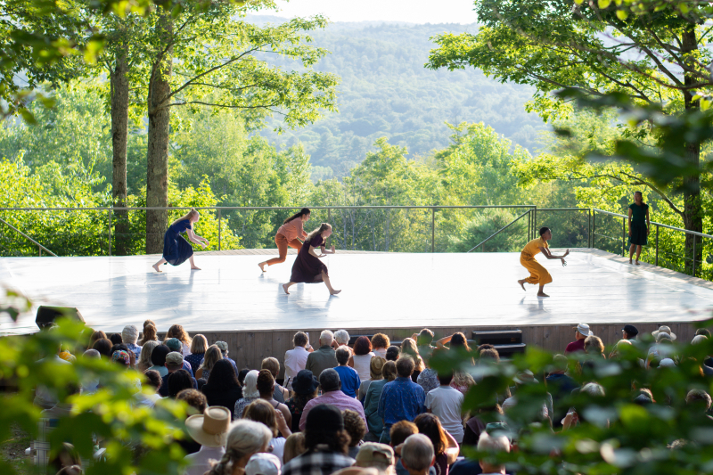 Liv at Jacob's Pillow